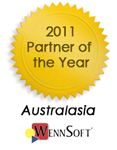 2011 Wennsoft Partner of the Year
