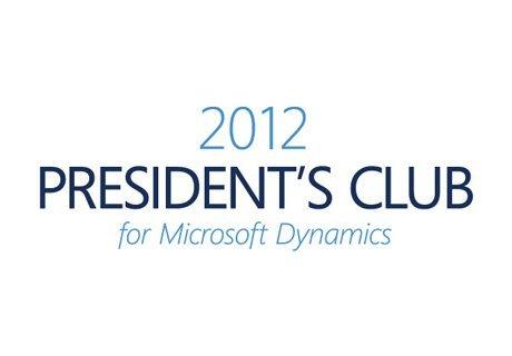 2012 President's Club