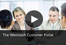 The Wennsoft Customer Portal
