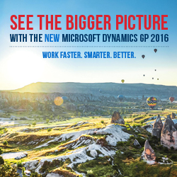 Dynamics GP 2016 Launch (non GP users)