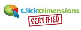 ClickDimensions Certified logo