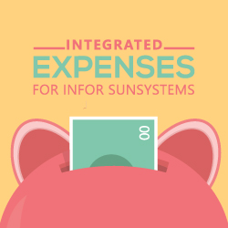 Integrated Expenses for Infor SunSystems