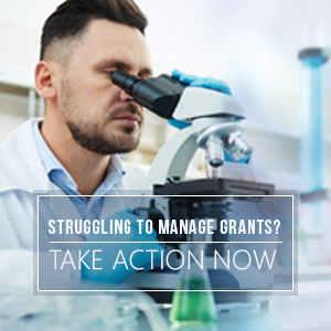 Regain control of your grants