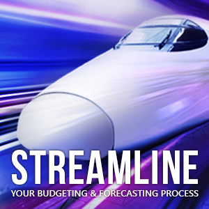 Streamline your Budgeting & Forecasting Process