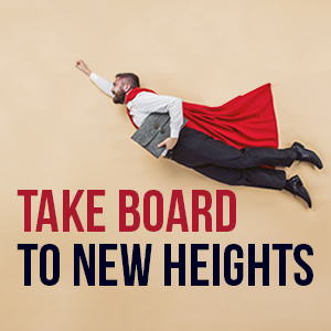 BOARD Software Training Take BOARD to New Heights