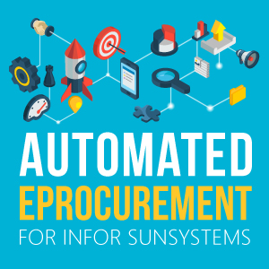 Automated eProcurement for Infor SunSystems