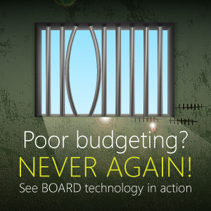 Poor budgeting? Never again!