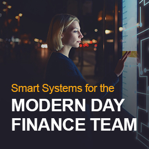 Smart Systems for the modern day Finance Team