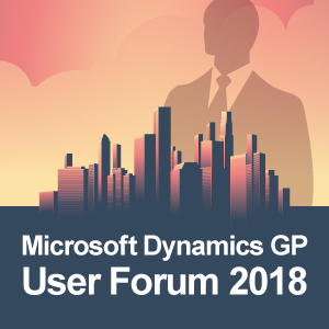 Microsoft Dynamics GP User Forum 2018