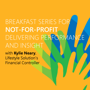 Breakfast Series for Not-For-Profits Australia - Professional Advantage