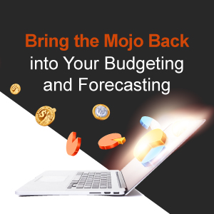 Bring the Mojo Back into Your Budgeting and Forecasting