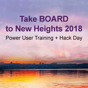 Take BOARD to New Heights 2018