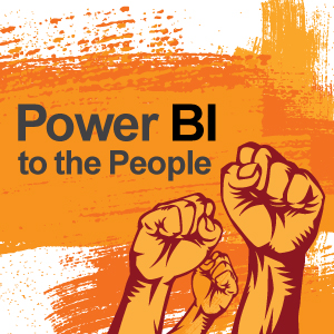 Power BI to the People Training & Power BI Hack Day