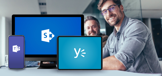 BLOG: Yammer, Teams, SharePoint: A comparative guide