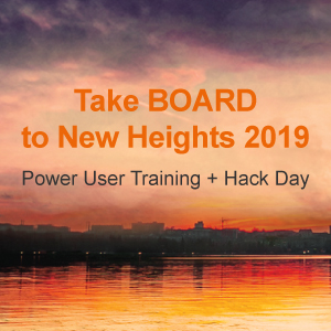 Take BOARD to New Heights 2019