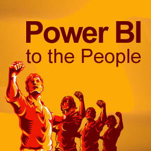 Power BI to the People Training & Hack Day