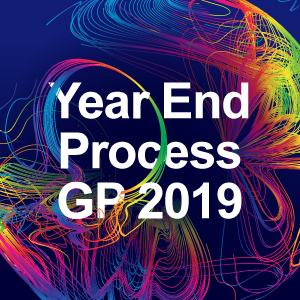 Dynamics GP Year End Process 2019