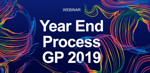 Year End Process GP 2019