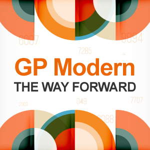 Familiarise yourself with the new GP Modern in this expert led webinar. Register Now!