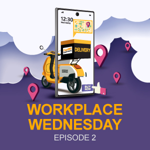 WorkPlace Wednesday: Episode 2