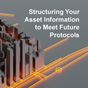 Structuring Your Asset Information to Meet Future Protocols