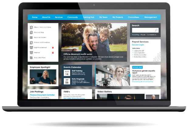 Intranet Packages