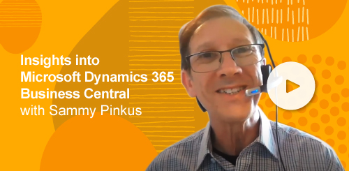 Changing the Work Date in Microsoft Dynamics 365 Business Central