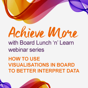 Achieve More with Board Lunch 'n' Learn Webinar Series Episode 3