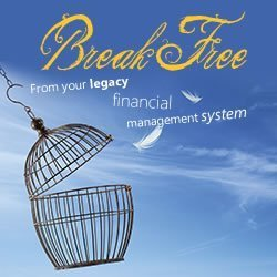 Break Free from your legacy financial management system