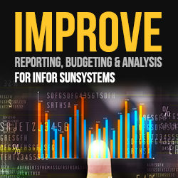 Do you want to fast start your reporting, budgeting and analysis?